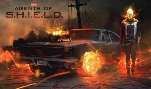 See How Ghost Rider was Created for 'Agents of S.H.I.E.L.D.'