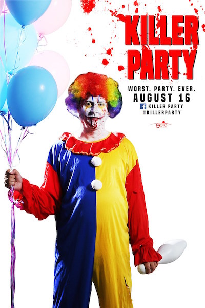 Movie Review – KILLER PARTY