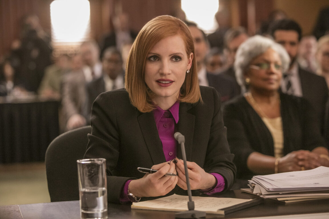 Jessica Chastain Takes on Gun Control in 'Miss Sloane' Trailer