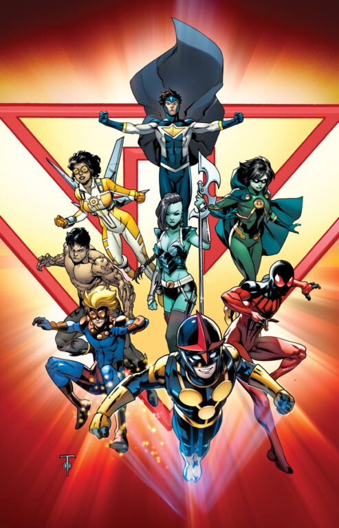 Our Top Five New Warriors to See in the Possible New Series from Marvel!