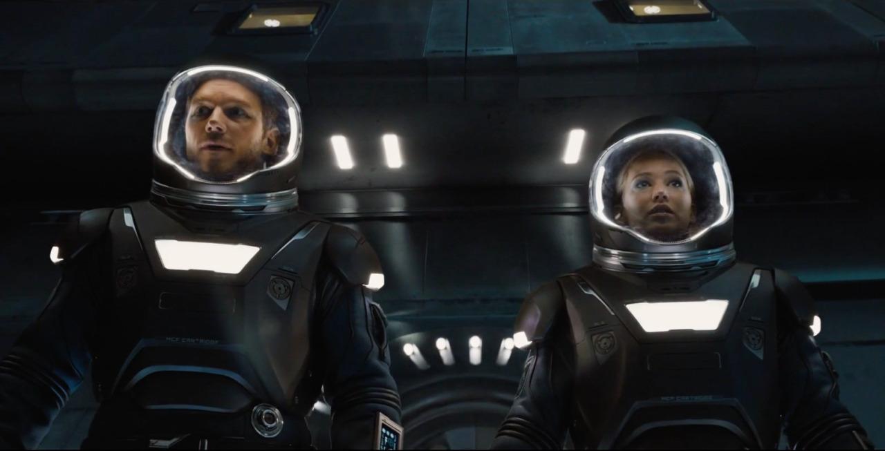 Chris Pratt & Jennifer Lawrence's Movie, Passengers, Finally has a Trailer