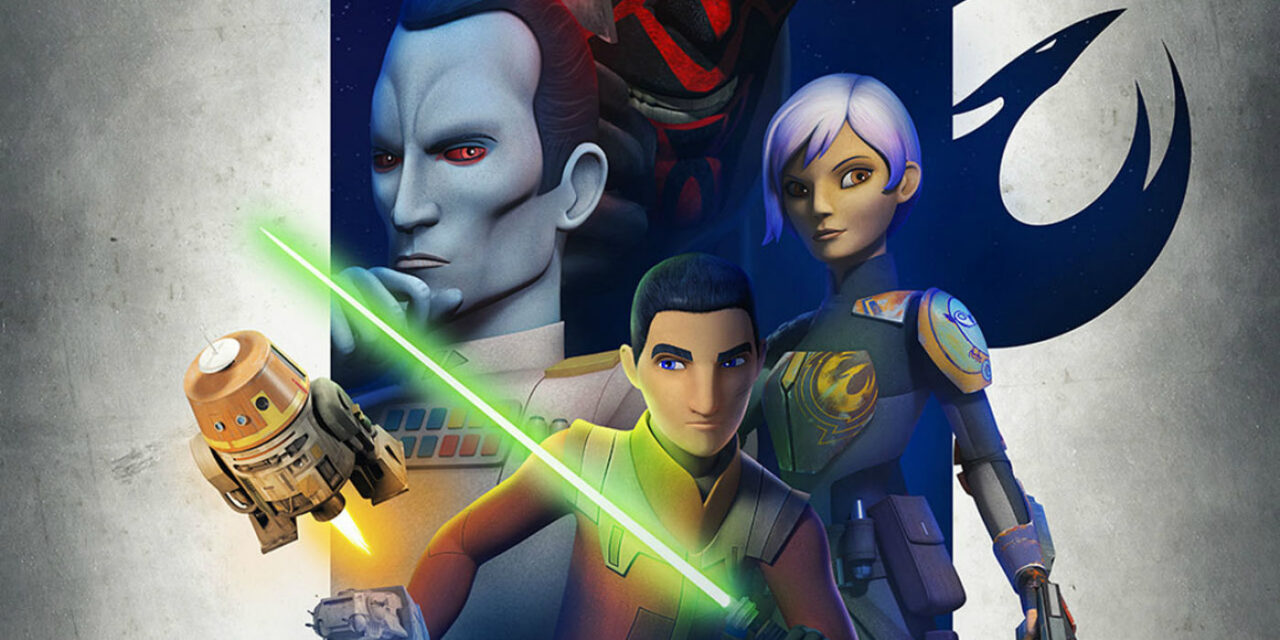 STAR WARS REBELS is Renewed for a Fourth Season