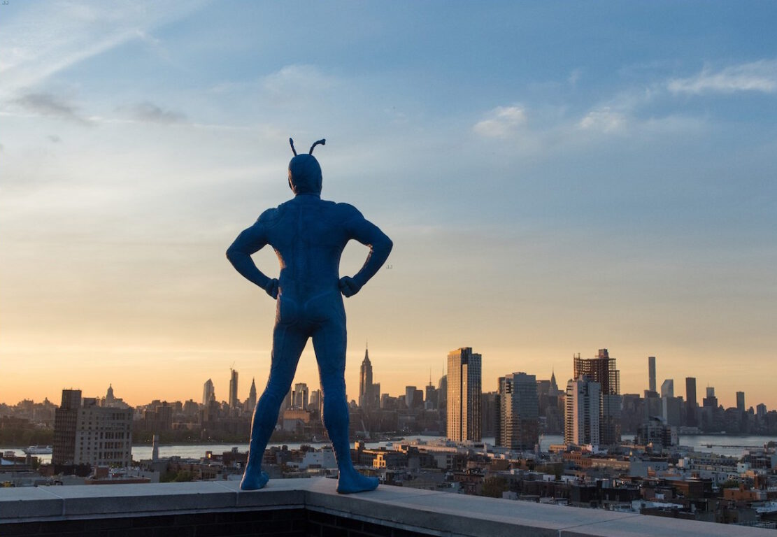 THE TICK, Fun as a child, Important as an Adult