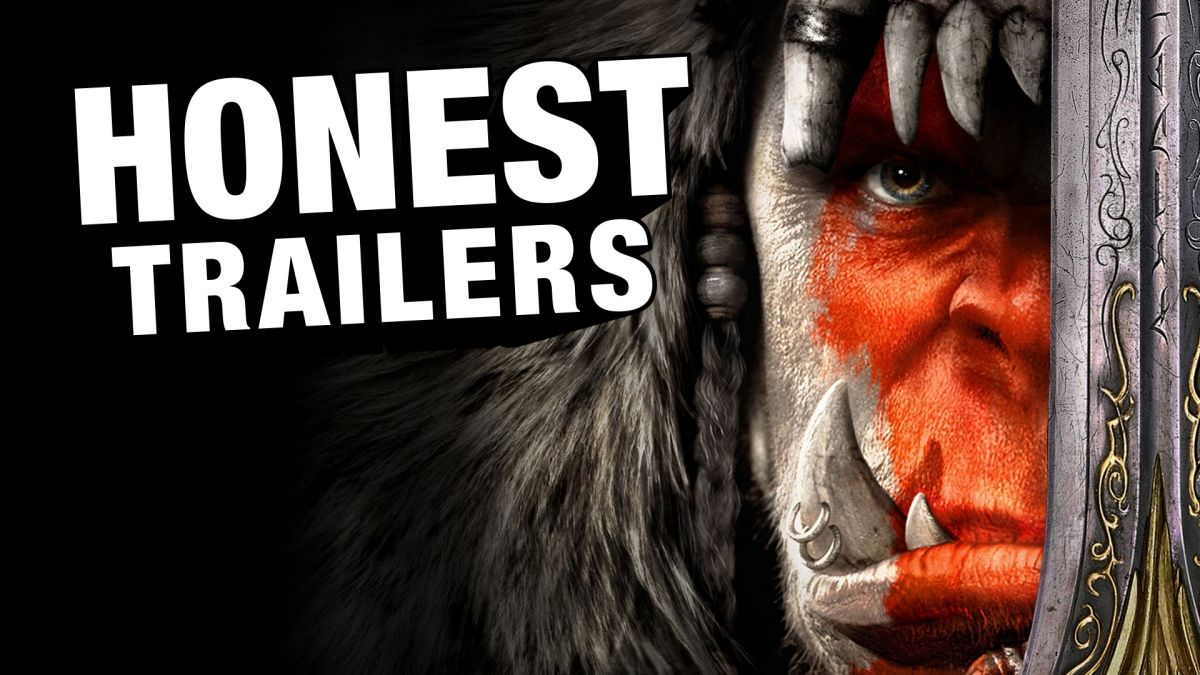 'Warcraft' Gets the Honest Trailer Treatment and it's Brutal