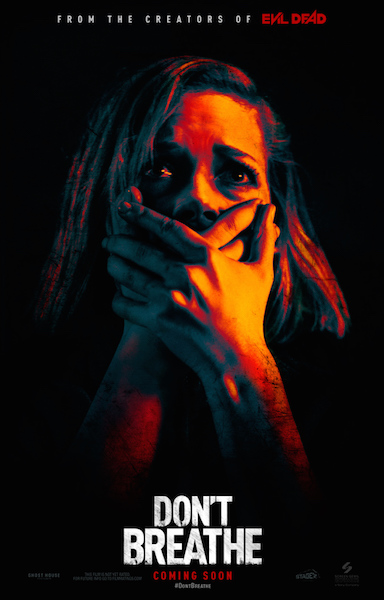 Movie Review – DON'T BREATHE