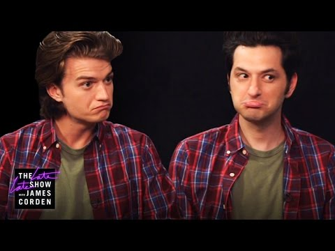 Friday Funny:  Steve from 'Stranger Things' is Jean-Ralphio's Father!?!