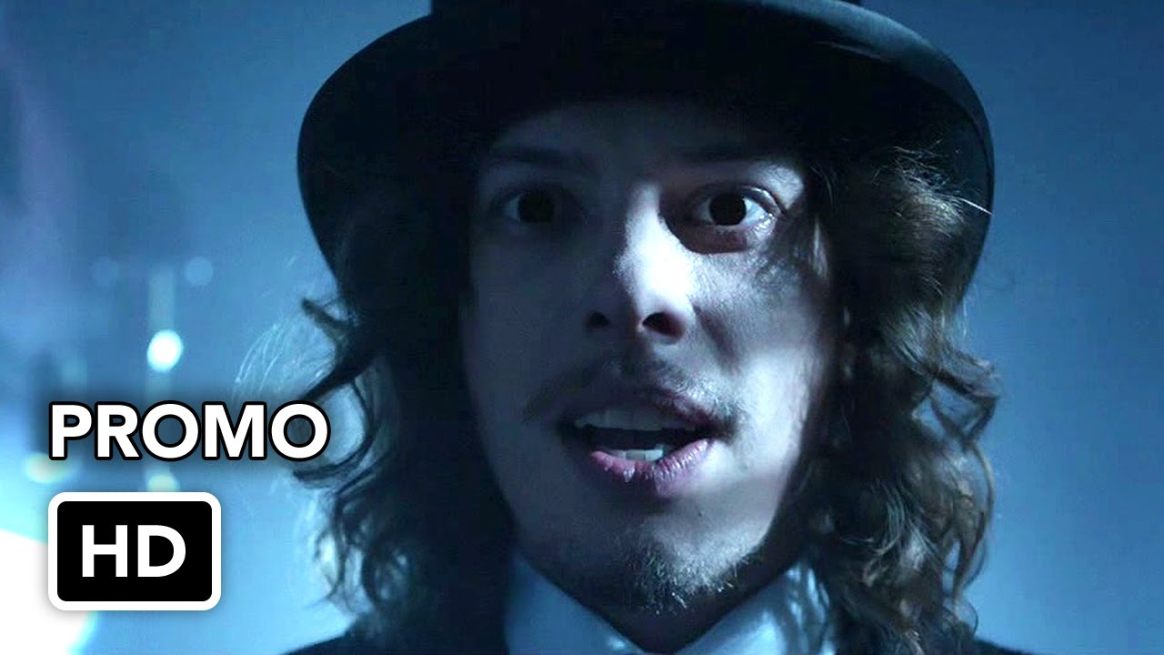 """New Gotham Trailer for """"Look Into My Eyes"""" Introduces Us to The Mad Hatter!"""