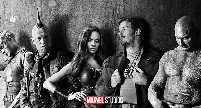 First Guardians of the Galaxy, Vol. 2 Poster Released!