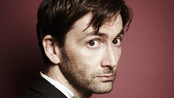 It's #NationaPoetryDay So Here's David Tennant And A Sonnet….