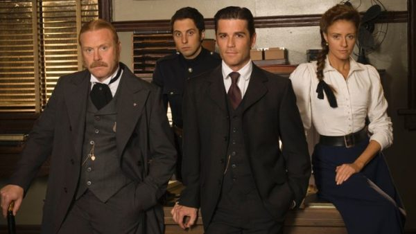 "Murdoch Mysteries Rewatch: (S01E02) ""Glass Ceiling"""