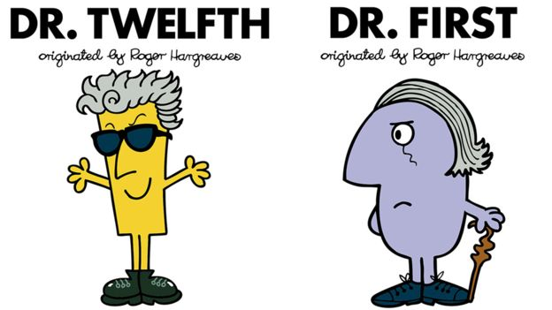 The Mr. Men Books Will Be Doctor Who Themed!