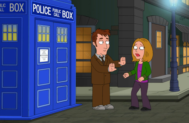 David Tennant To Appear On Family Guy!