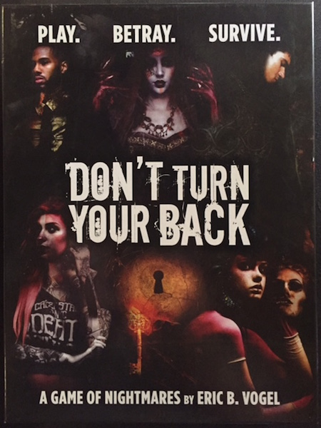 TABLETOP REVIEW – Don't Turn Your Back