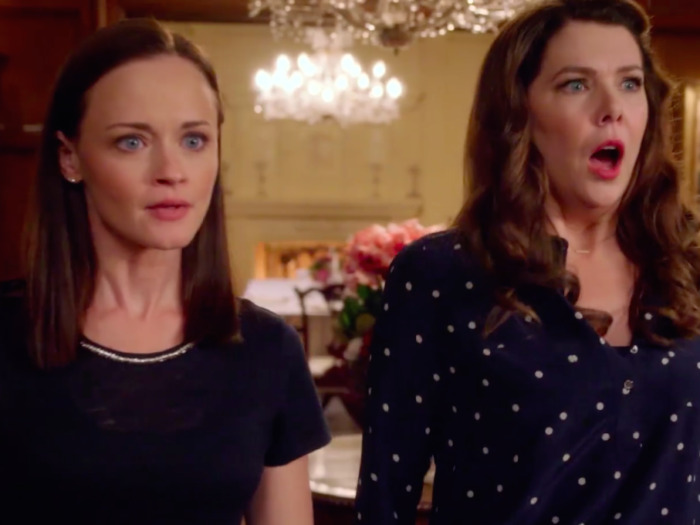 Gilmore Girls Trailer has Landed – and it's Perfect