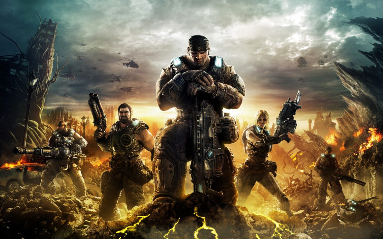 'Gears of War' Getting the Movie Treatment