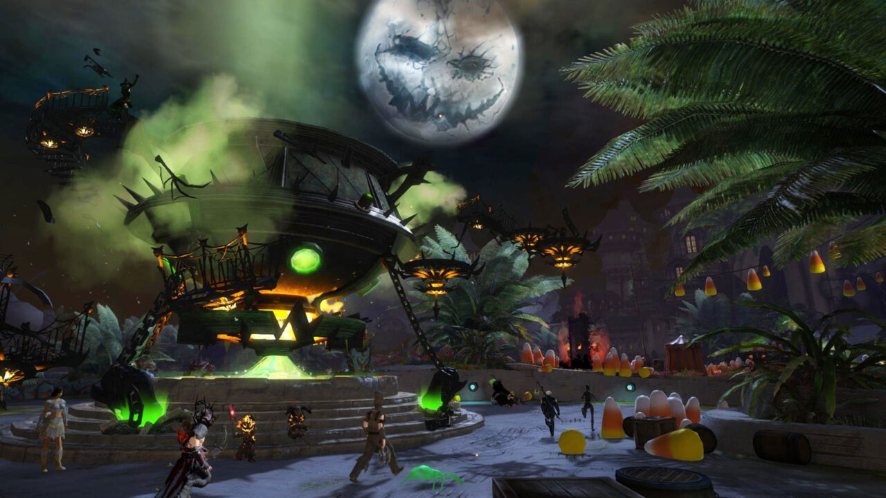 The Shadow of the Mad King Once More Invades 'Guild Wars 2'
