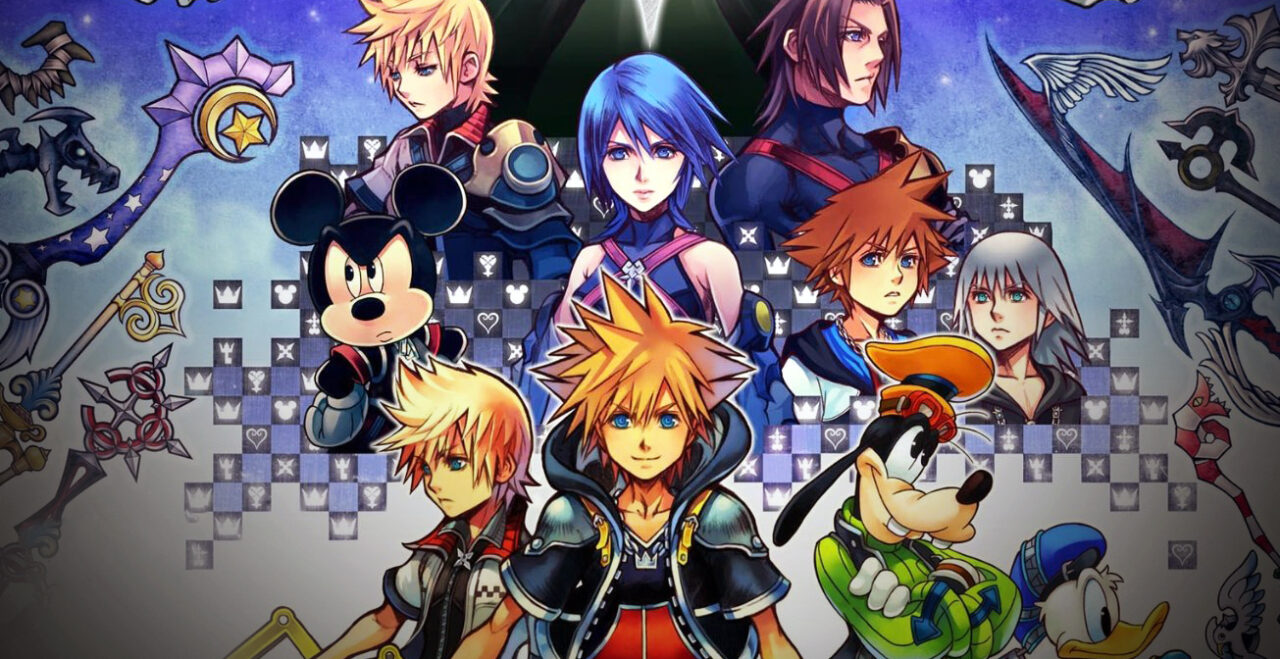 Kingdom Hearts 1.5 + 2.5 ReMix Coming to PlayStation 4