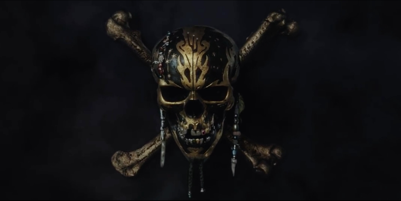 It's Here!  'Pirates of the Caribbean: Dead Men Tell No Tales' Teaser Trailer