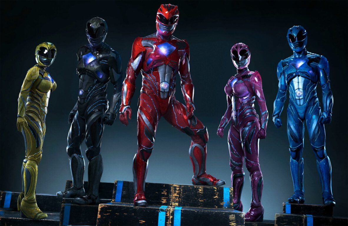 NYCC: First Trailer for 'Power Rangers' Released