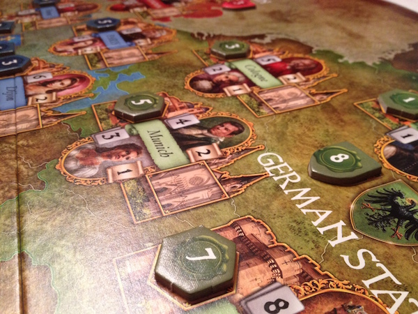 Arcane Wonders' Royals – No Tigers On A Gold Leash, But Still A Great Game