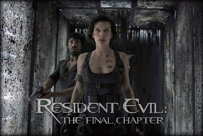 Resident Evil: The Final Chapter Releases A New Teaser At NYCC!