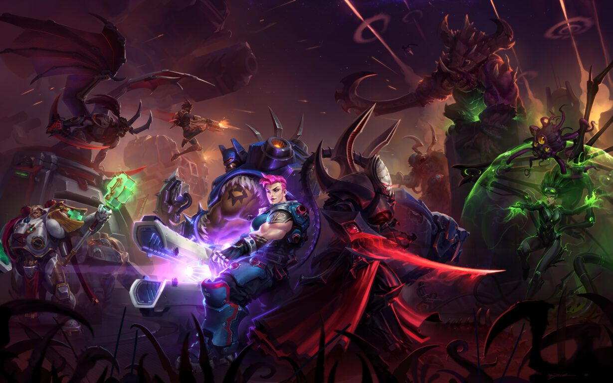 Heroes Brawl Unleashes from the Nexus in 'Heroes of the Storm'