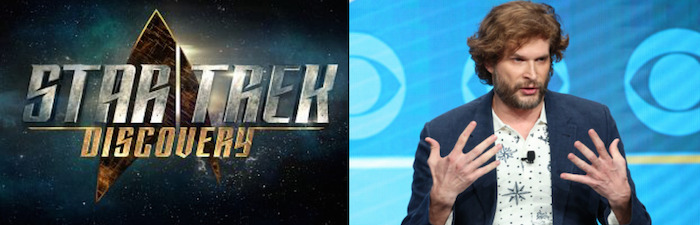 Bryan Fuller No Longer Showrunner of Star Trek: Discovery, Staying on as Executive Producer
