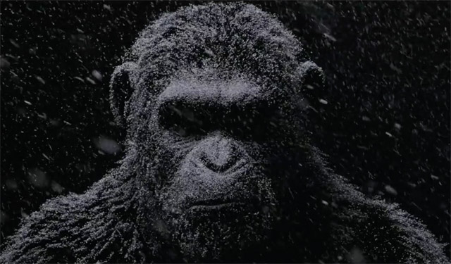 NYCC: 'War for the Planet of the Apes' Teaser Trailer