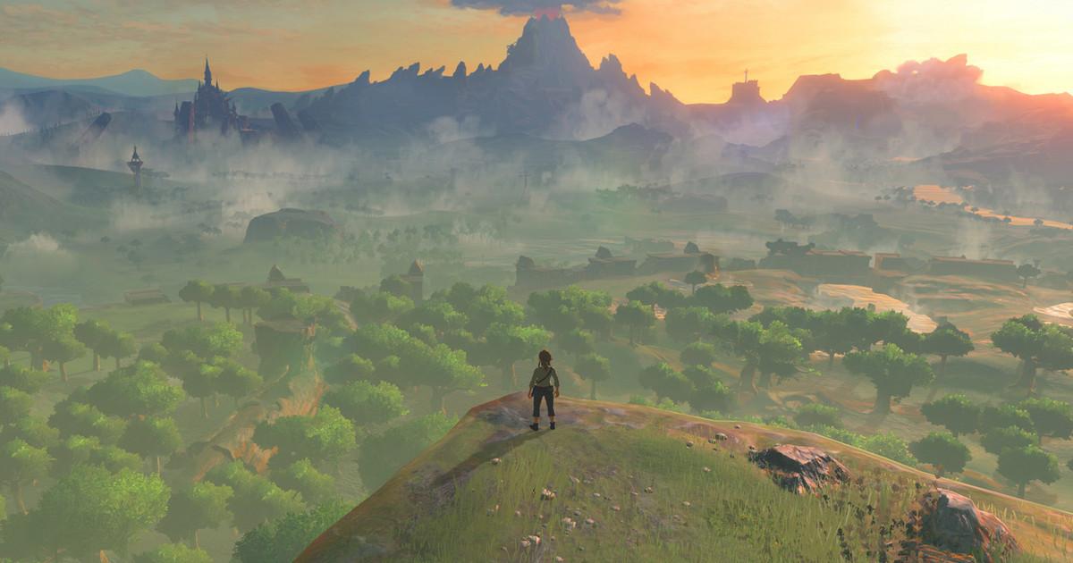 New Look at 'Legend of Zelda: Breath of the Wild'