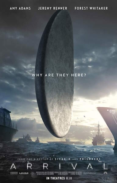 Movie Review – ARRIVAL