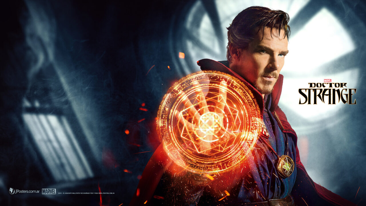 MOVIE REVIEW (by a Marvel Newbie): Doctor Strange