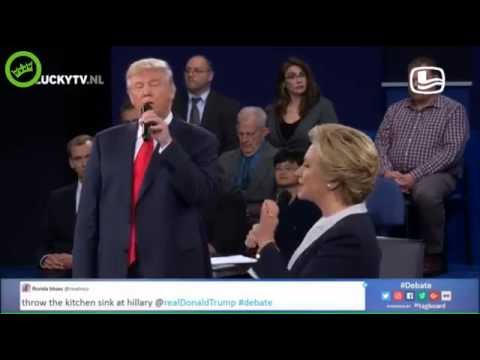 Most Recent Debate Gets the 'Dirty Dancing' Treatment!!