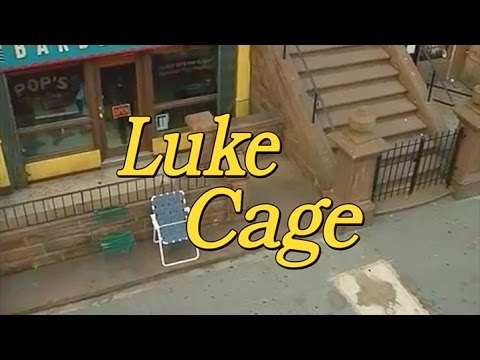 This Luke Cage Parody Sees Our Heroes and Villains in Family Matters Opening Credits!
