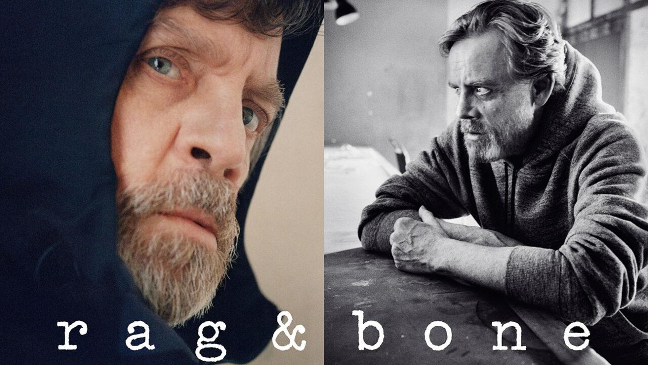 Mark Hamill is the New Face of Rag & Bone