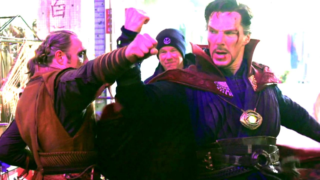 Doctor Strange Featurette Shows Off Relationship Between Wong and Strange!