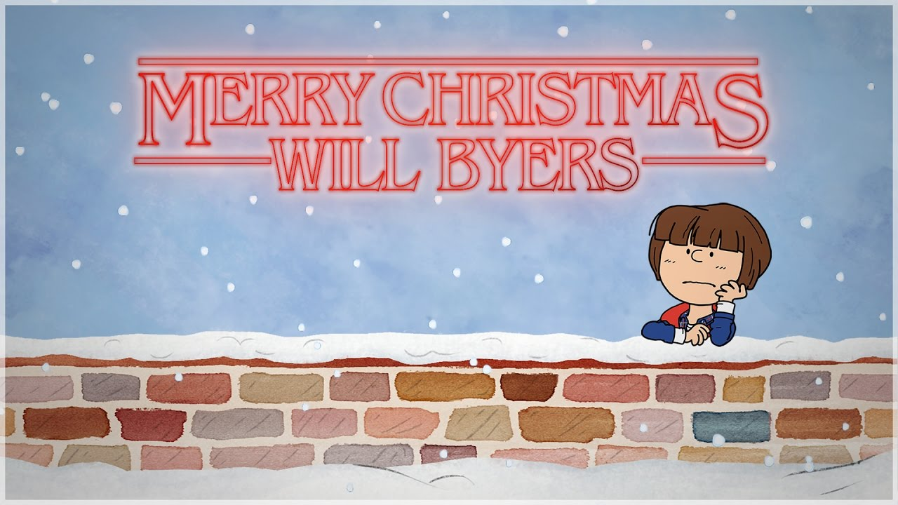 You Must Watch This 'Peanuts/Stranger Things' Mashup Fan Film!