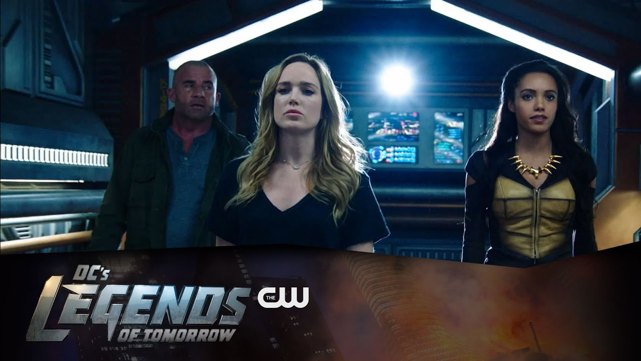 'Legends of Tomorrow' Extended Sneak Peek Will Get You Super Excited!