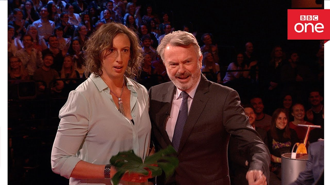 It Takes Teamwork To Reenact 'Jurassic Park' for Graham Norton
