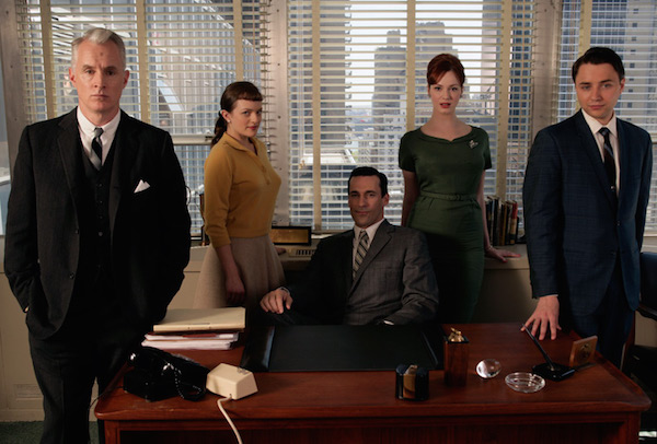 """Drunk Men – the Mad Men Rewatch: (S01E01) """"Smoke Gets in Your Eyes"""""""