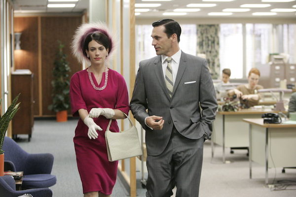 "Drunk Men: The Mad Men Rewatch (S01E03) ""The Marriage of Figaro"""