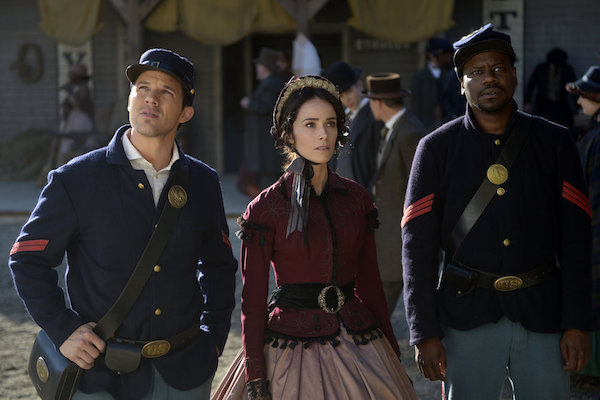 "Timeless Recap: (S01E02) ""The Assassination of Abraham"""