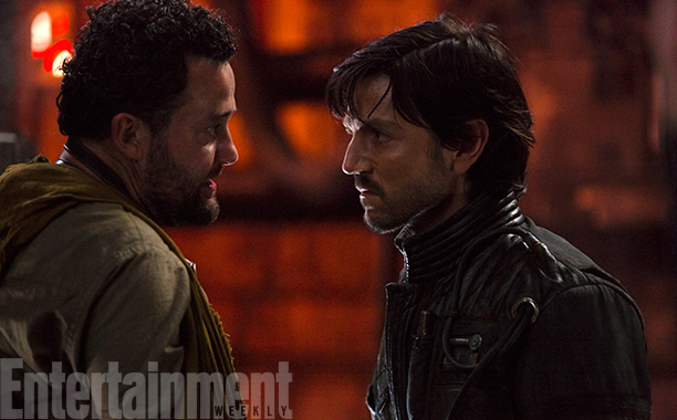 New ROGUE ONE Stills Show Us New Faces!