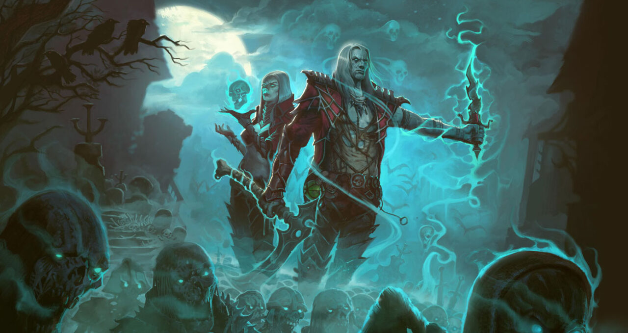 BLIZZCON: Leak Confirmed, Necromancers Coming to DIABLO 3