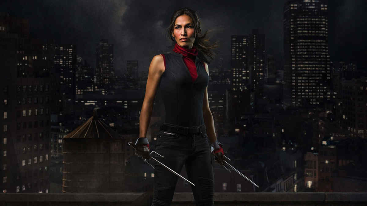 Elodie Yung Joins Cast of THE DEFENDERS as Elektra!