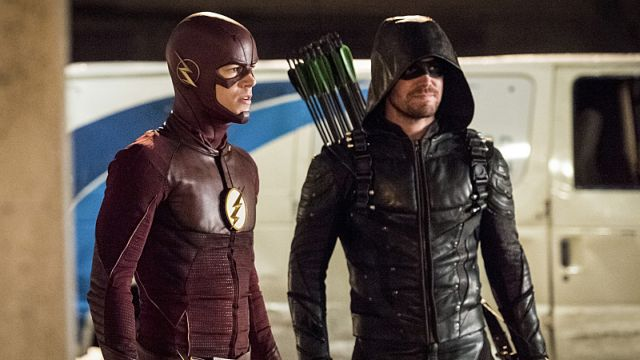 The Four-Part Invasion Crossover Continues in this Sneak Peek for Tonight's THE FLASH