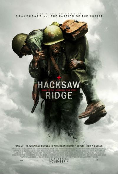Movie Review – HACKSAW RIDGE