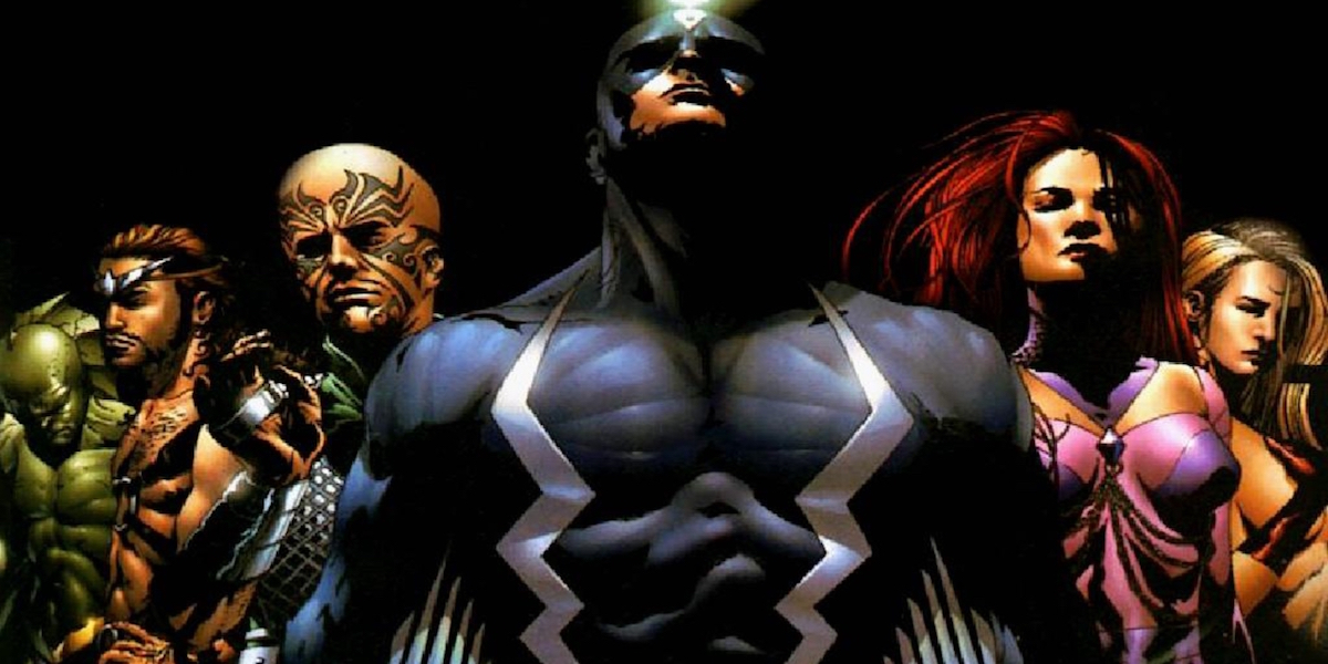 Marvel's INHUMANS Coming to a TV Near You Fall 2017