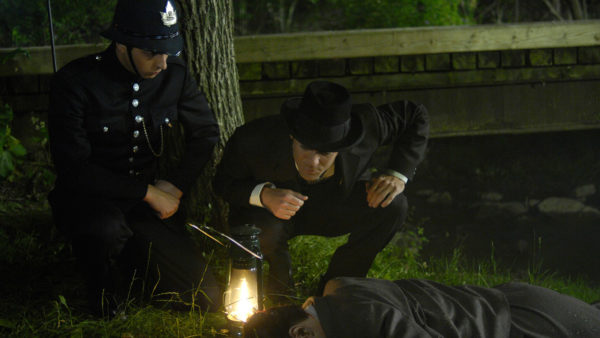 """Murdoch Mysteries Rewatch (S01E06): """"Let Loose The Dogs"""""""