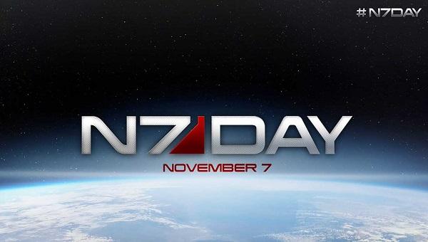 N7Day: Why I Love Mass Effect