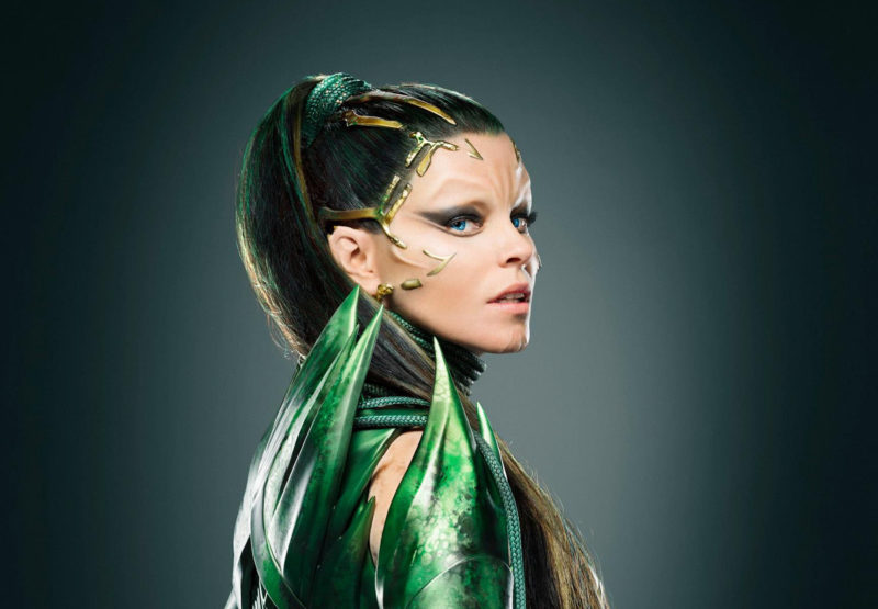 New Images of Elizabeth Banks as Rita Repulsa from the POWER RANGERS Movie